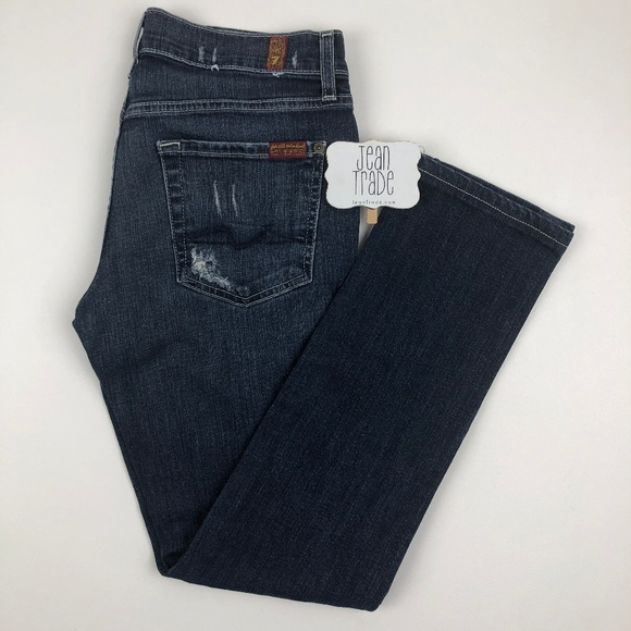 7 for all Mankind Denim - 7 for all mankind Roxanne Skinny Jeans